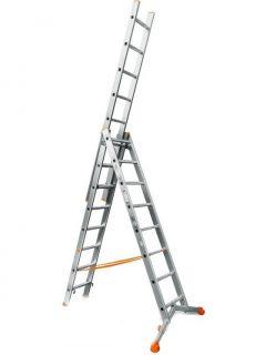Лестницы Эйфель Ювелир трехсекционные