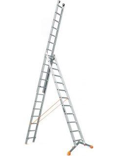 Лестницы Эйфель Ювелир Плюс трехсекционные