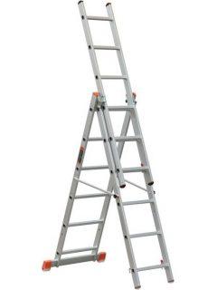 Лестницы Эйфель трехсекционные