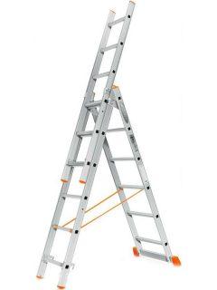 Лестницы Эйфель Гранит трехсекционные