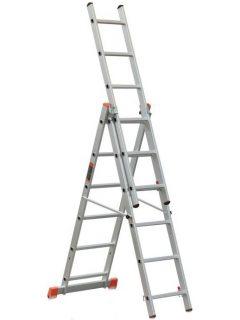 Лестницы Эйфель Премьер трехсекционные